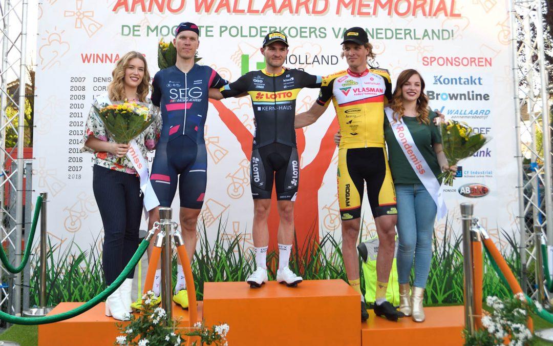 VIDEO | Bekijk hier de Eurosport-aflevering van de Arno Wallaard Memorial