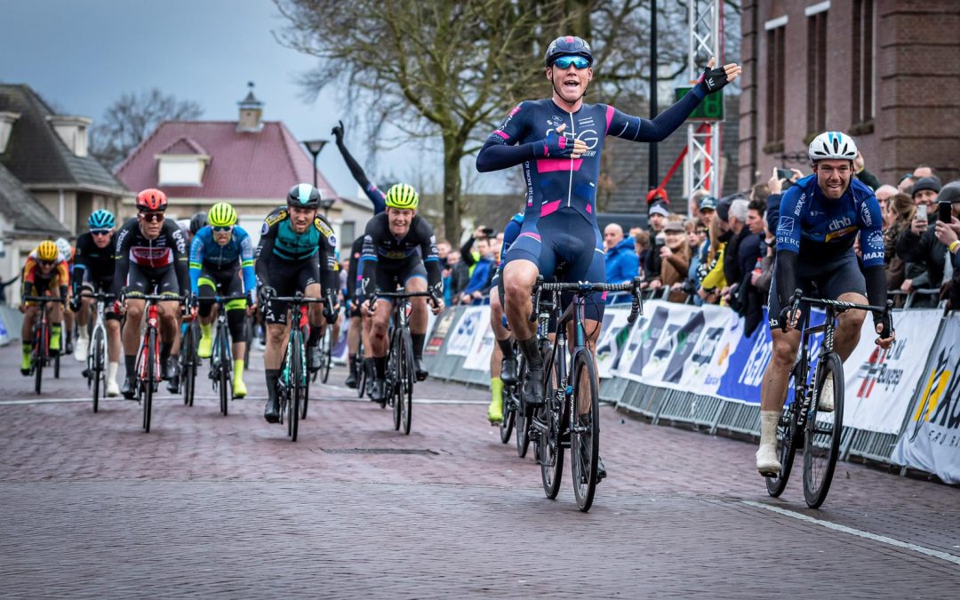 A star is born: David Dekker wint in Rucphen!